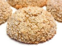 Home-baked Coconut Cookies