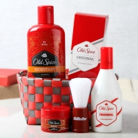Old Spice Men Grooming Combo