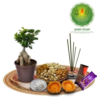 Diwali Gift Grafted Bonsai for positivity and Wealth