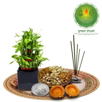 Diwali Gift  Bamboo combo for Love and Emotions