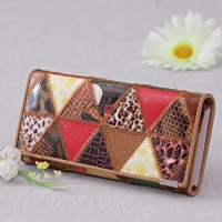 Exquisite Temanli Leather Clutch