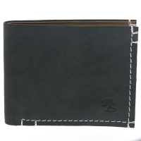 Creased Nubuk Wallet